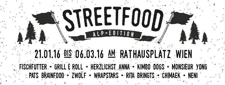 Street Food Alps Version @ Wiener Eistraum
